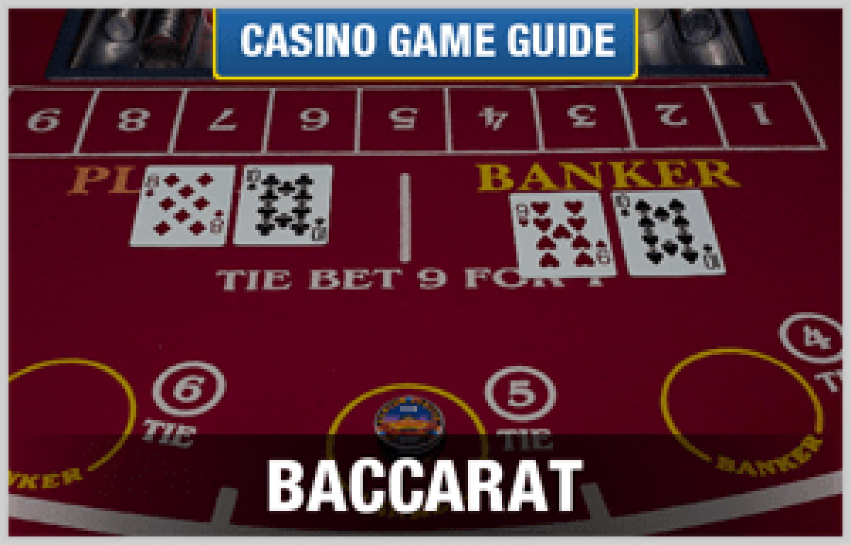 Betting Positions On a Baccarat Table