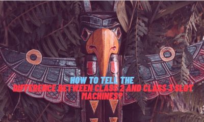 How to Tell the Difference Between Class 2 and Class 3 Slot Machines?