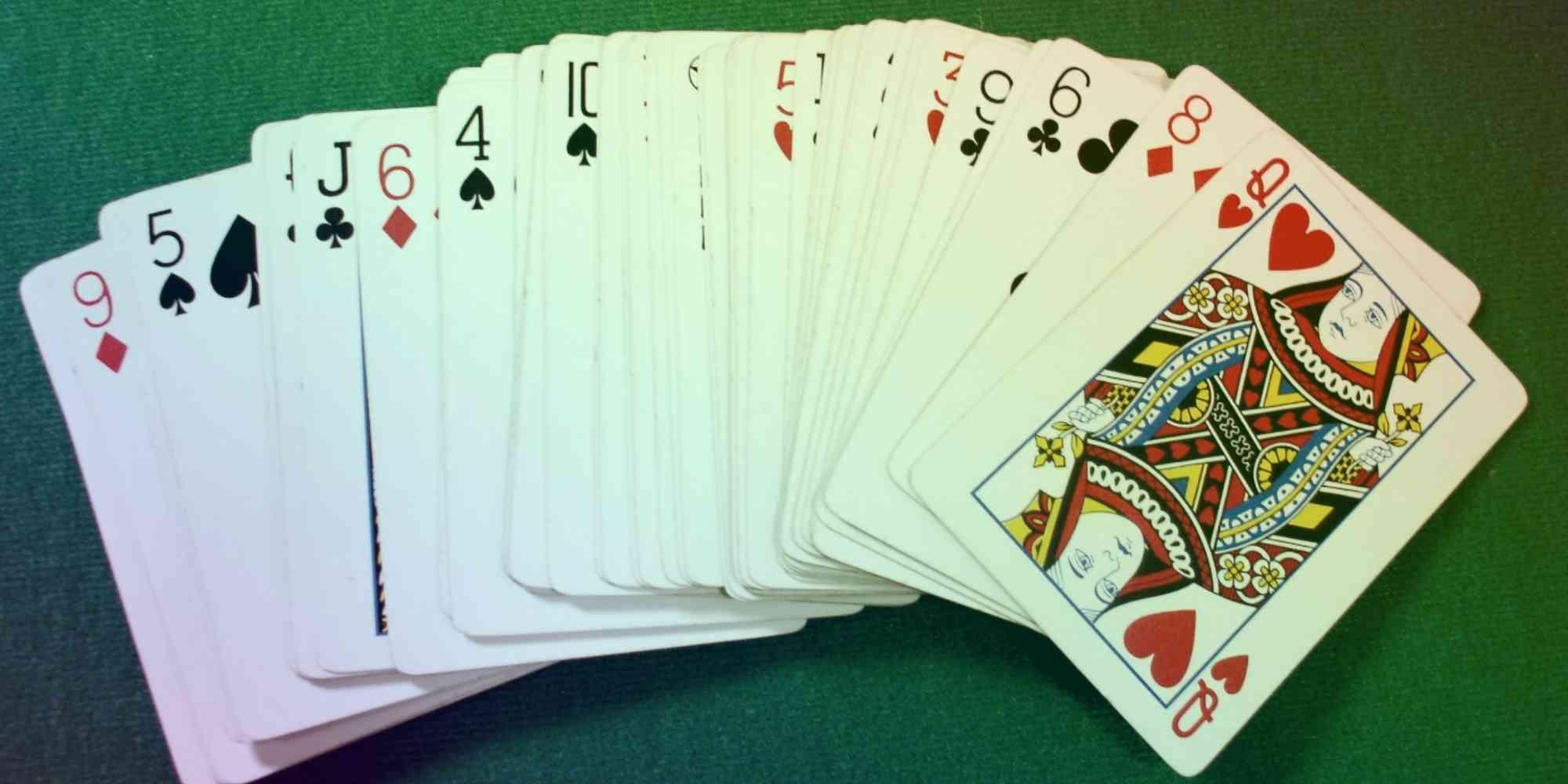 Queen Cards In Blackjack