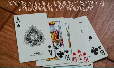 Does a Full House Beat a Straight in Poker