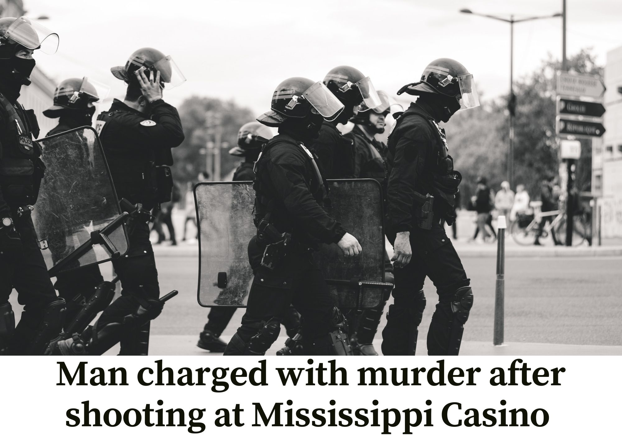 shooting at Mississippi Casino